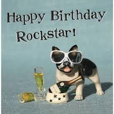 happy birthday rockstar compartirvideos videowatsapp