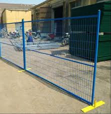China Canada Free Standing Temporary Fence 6 9 5ft Temporary Fencing Panel China Temporary Fence Fence Panel