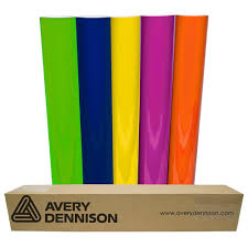 Avery Dennison Pc 500 Promo Calendered Vinyl 24 X 50 Yards