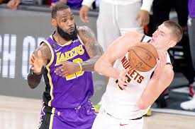 NBA: LeBron, Lakers back in NBA Finals ...