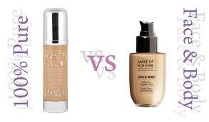 100 pure tinted moisturizer vs