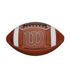 Ballon officie FFFA de football américain wilson NCAA GST PRIME