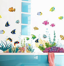 Top 10 Largest 3d Fish Tank Wall Sticker Brands And Get Free Shipping Devxhknm 44