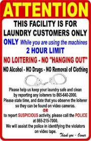 Laundromat Business Signs And Decals Signs By Salagraphics