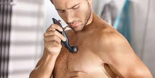 remove body hair step by step guide