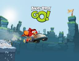 """New """"Angry Birds Go!"""" Game Available for Download"""
