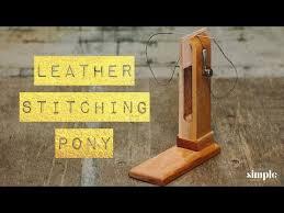 jeremy s stitching pony how to make