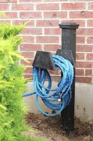 15 amazing diy garden hose reel plans