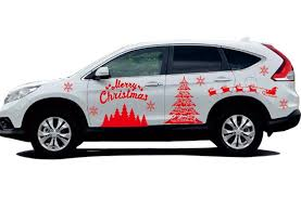 Ten Christmas Car Decorations That Will Show Your In The Christmas Spirit