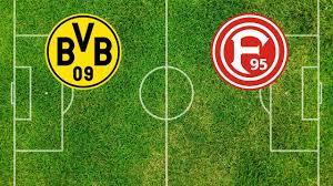 Formazioni Borussia Dortmund-Fortuna Dusseldorf
