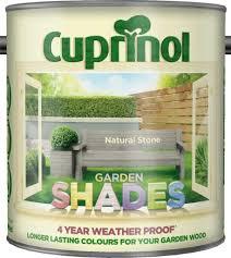 Caprinol Garden Shades 2 5l Natural Stone