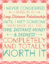 long distance quotes what we love about long distance