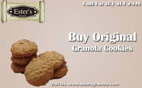 great homemade granola cookies
