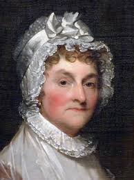 The Portrait Gallery: Abigail Adams