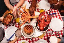 Crab Cellar Serves All You Can Eat Crab ...
