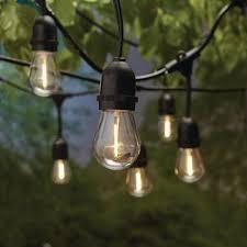 solar string lights outdoor