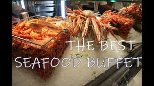 The Best Premium Seafood Buffet Feast l ...