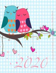 com cute love birds month academic year