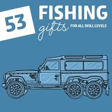 cool fishing gifts for all skill levels