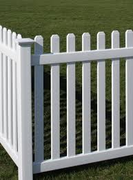 Vinyl Fence By Bufftech The Largest Supplier Of Vinyl Fencing