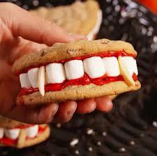 Dracula Dentures - Cooking TV Recipes
