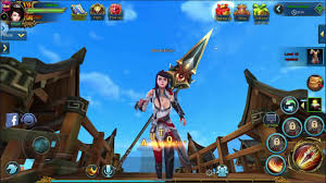 sword of romance action rpg gameplay