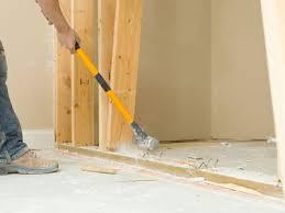 basics of removing a load bearing wall