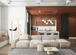 1001 ideas for a modern living room