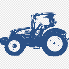 Tractor New Holland Agriculture My First Farm New Holland Machine Company New Holland Tractors Sticker Agriculture Png Pngegg