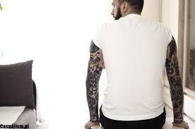 Tatuaze Rekawy Meskie Tatuaz Rekaw Casualism Blog Moda Meska