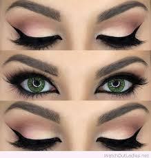green eyes makeup ideas