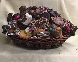 chocolate addict gift basket