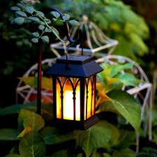 led solar lantern lights outdoor