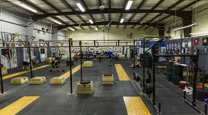 crossfit rochester home