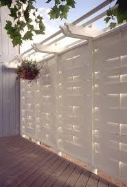 Pergola Over Privacy Screen In 2020 Privacy Fence Designs Backyard Privacy Fence Design