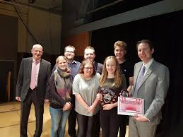 Awards are presented to our Youth Section members | Bolsover Drama ...