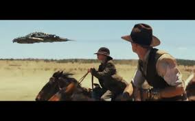 Cool Stuff: Cowboys and Aliens Trailer 2
