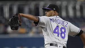 German Marquez is Already Somehow the Best Pitcher in Rockies ...