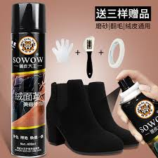 cleaning care shoe polish black matte