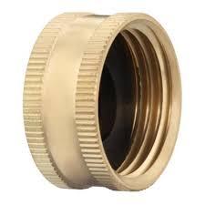 brass flare x male adapter