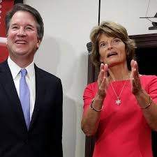 Lisa Murkowski Explains Brett Kavanaugh Vote: Maybe 'He's Not the Best Man  for the Court at This Time'