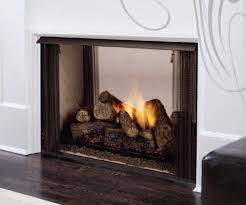 ventless gas logs installation