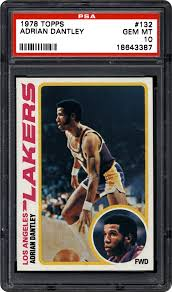 1978 Topps Adrian Dantley | PSA CardFacts®