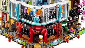 LEGO Ninjago Movie 70620 NINJAGO City official pictures - video dailymotion