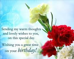 warm birthday wishes and messages wishesgreeting