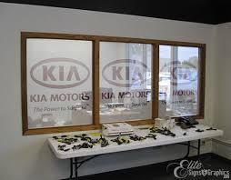 Kia Motors Window Graphics Orlando Signs