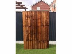 4ft By 6ft Fence Panels November 2020