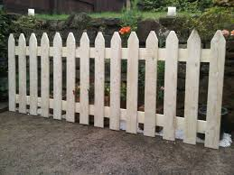 Second Hand Wooden Picket Fence Panels In Ireland