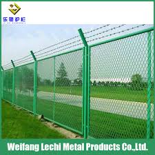 China Ce Certificated Pvc Coated And Galvanized Welded Wire Mesh Fence For Playground And Farm China Fence Mesh