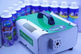 Máy khử mùi không khí Auto airfresh chăm sóc sức khỏe gia đình bạn